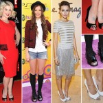 Metallic Toe Shoes